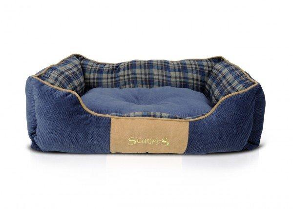 Scruffs Highland Bed L blau