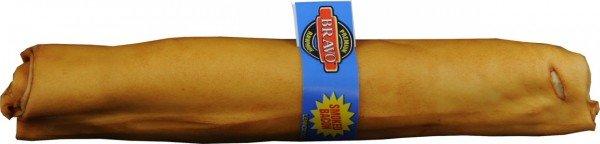 BRAVO Kaurolle Bacon 23-25cm Hundekauartikel