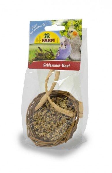 JR FARM Birds Schlemmer-Nest 75g Vogelsnack