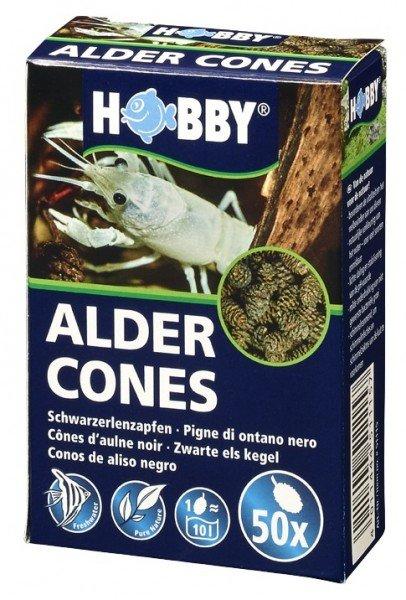 HOBBY Alder Cones (50 Stück)
