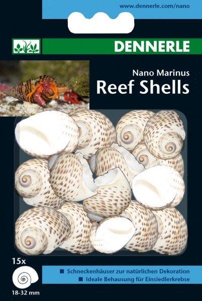 DENNERLE Nano Marinus Reef Shells (10 Stück)