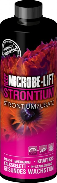 MICROBE-LIFT Strontium 236ml Strontiumzusatz