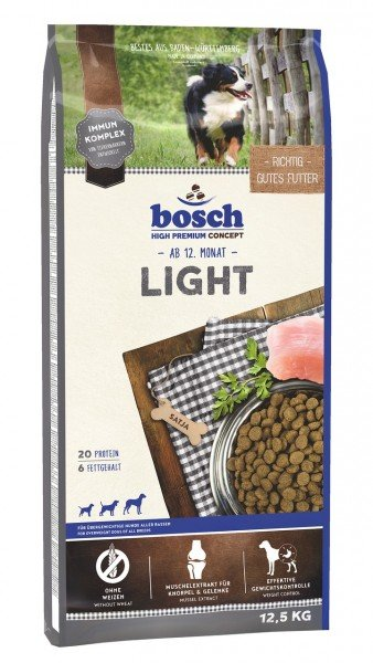 bosch Light Hundetrockenfutter