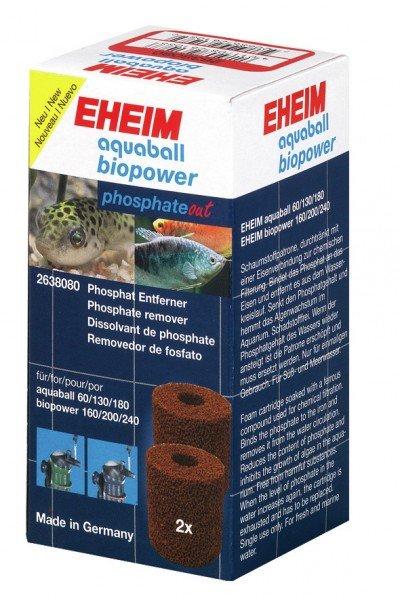 EHEIM Phosphatpatrone (2 Stück) Filtermaterial