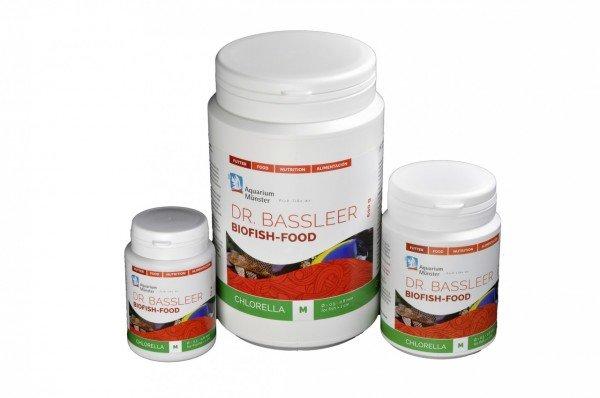 Dr. Bassleer Biofish Food Chlorella L 150g Fischfutter