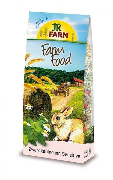 JR FARM Nager Farm Food Zwergkaninchen Sensitive 750g Kleintierfutter