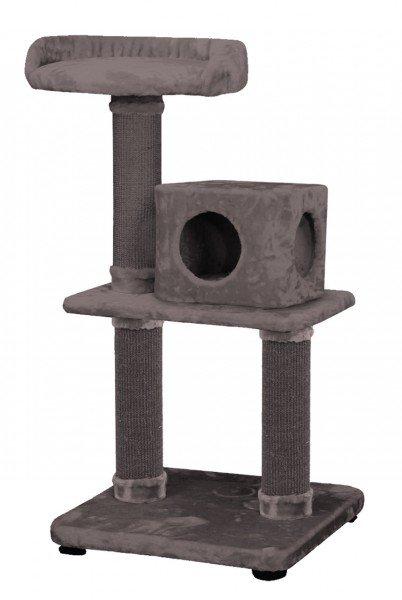 Nobby Kratzbaum Badu 58x58x115cm warmgrau