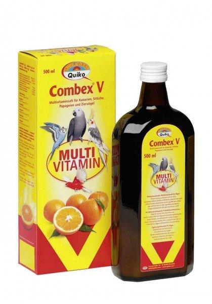 Combex Nager 500ml Multivitaminsaft für Vögel