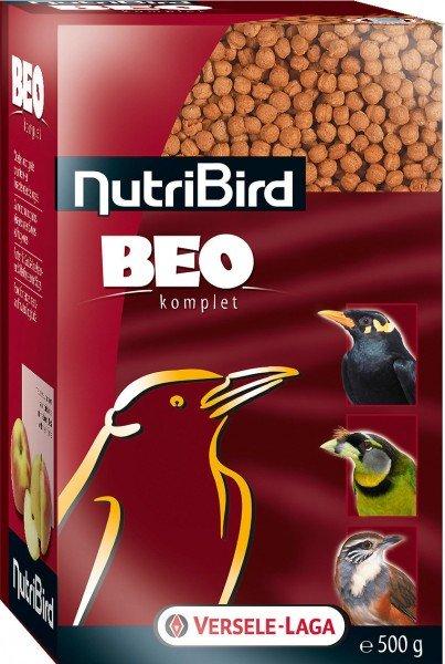 VERSELE-LAGA NutriBird Beo Komplet 500g Vogelfutter