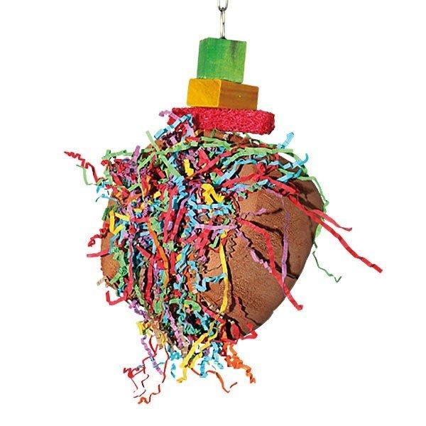 Coconut Fun Spielzeug für Papageien