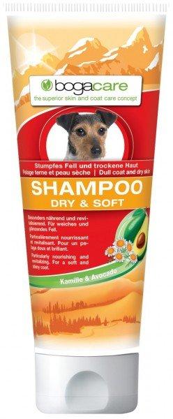bogacare SHAMPOO DRY & SOFT 200ml Hundefellpflege