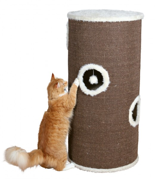 TRIXIE Kratzbaum Cat Tower Vitus 115 cm braun/creme