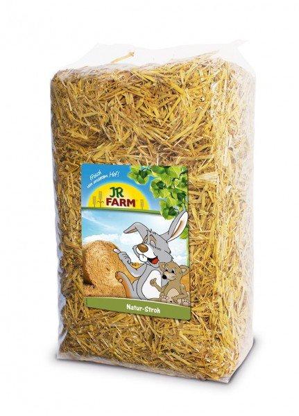 JR FARM Nager Natur-Stroh 1kg Kleintierstroh