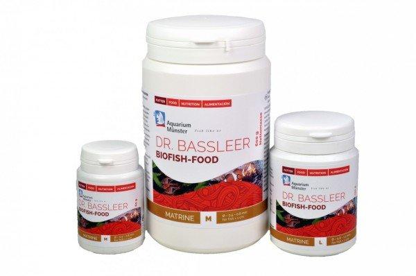 Dr. Bassleer Biofish Food Matrine M 150g Fischfutter