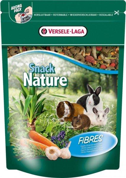 Nature Snack - Fibres 500g Kleintierfutter