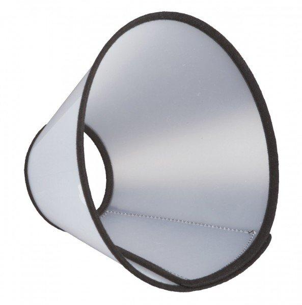 TRIXIE Schutzkragen mit Klettverschluss S - M (30 - 37 cm / 14 cm)