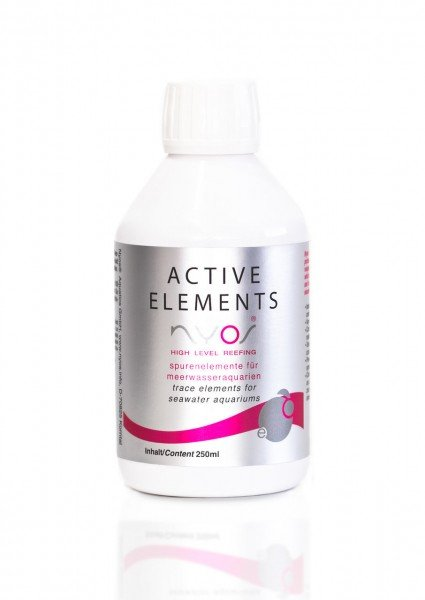 NYOS Active Elements 250 ml Spurenelemente