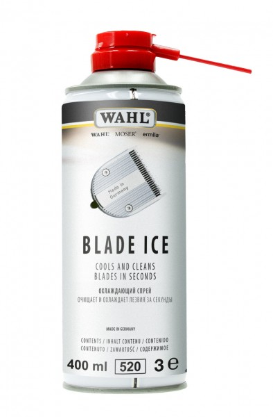 MOSER Blade Ice 4in1 Spray 400ml