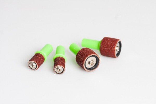 MOSER Schleifaufsätze für elektrischen Krallenschleifer