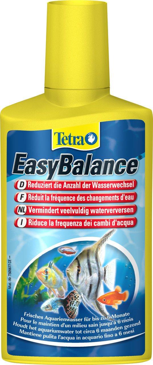 tetra easy balance 250 ml wasseraufbereitung aquarienpflege aquaristik petotal. Black Bedroom Furniture Sets. Home Design Ideas