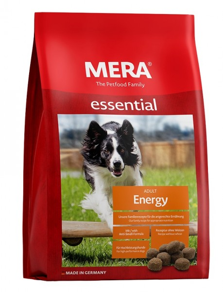Mera Dog Essential Energy Hundetrockenfutter