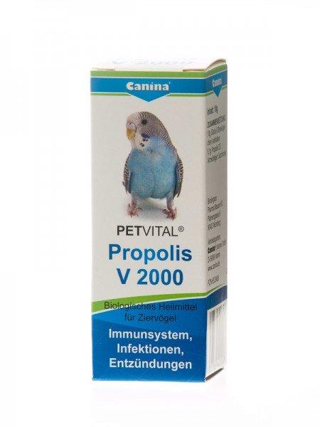 Canina Petvital Propolis V 2000 10g
