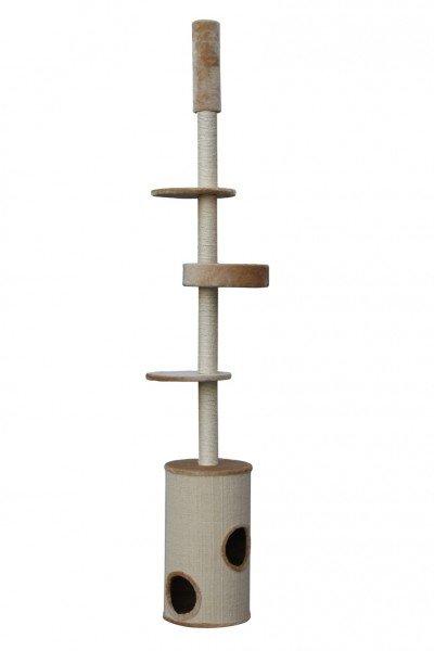 Nobby Kratzbaum Cabo 264cm beige