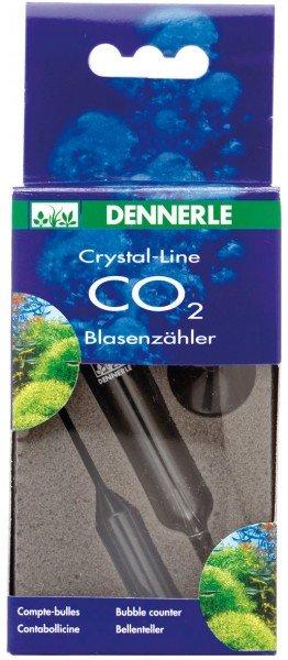 DENNERLE Crystal-Line CO2 Blasenzähler