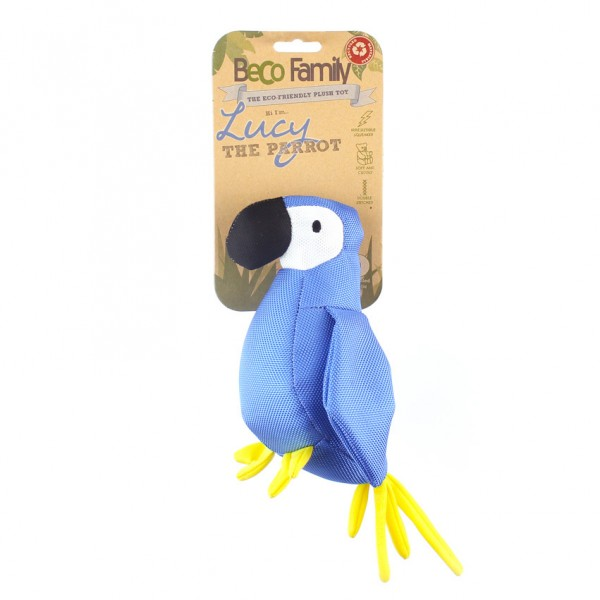 BecoThings Plush Toy Parrot