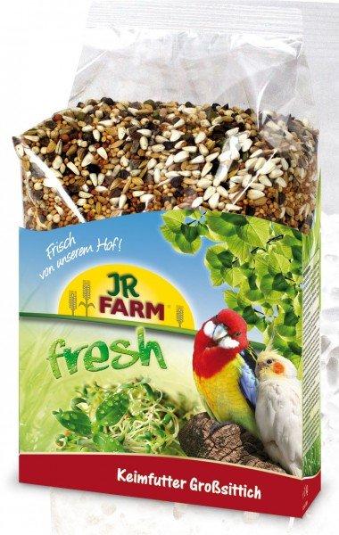 JR FARM Birds Keimfutter Großsittich 1kg Vogelfutter