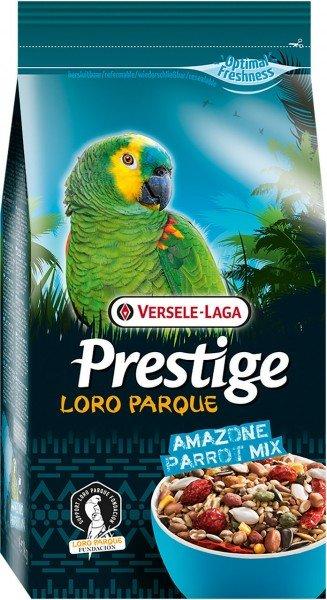 VERSELE-LAGA Prestige Loro Parque Amazon Parrot Mix 1kg Papageienfutter