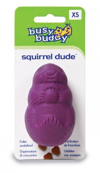 Busy Buddy Squirrel Dude Hundespielzeug
