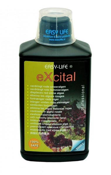Easy-Life Excital 500 ml Anti-Algenmittel