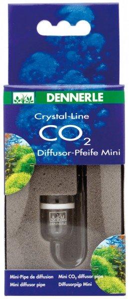 DENNERLE Crystal-Line CO2 Diffusor-Topf Pfeife Mini