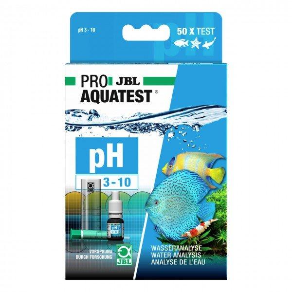 JBL ProAquaTest pH 3.0 -10.0