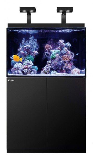 Red Sea MAX E 260 LED Aquarium mit Unterschrank für Meerwasser