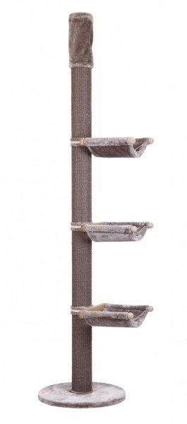 Nobby Kratzbaum Fable 270cm warmgrau