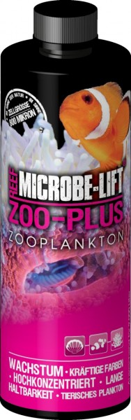 MICROBE-LIFT Zoo-Plus 473ml Zooplankton