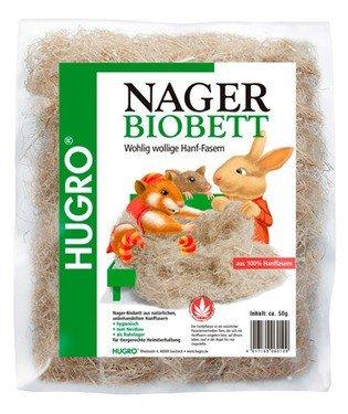 HUGRO NAGERBIOBETT aus Hanffasern