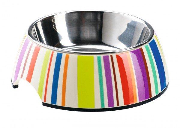 HUNTER Melamin-Napf 160ml stripes