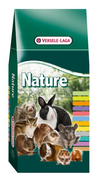 Versele-Laga Chinchilla Nature 10kg Kleintierfutter