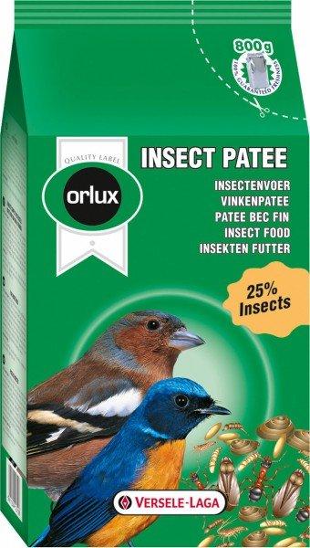 VERSELE-LAGA Orlux Insect Patee mit mindestens 25% Insekten 800g