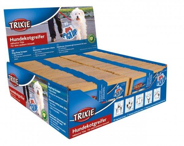 TRIXIE Hundekotbeutel aus Papier (10 Stück)