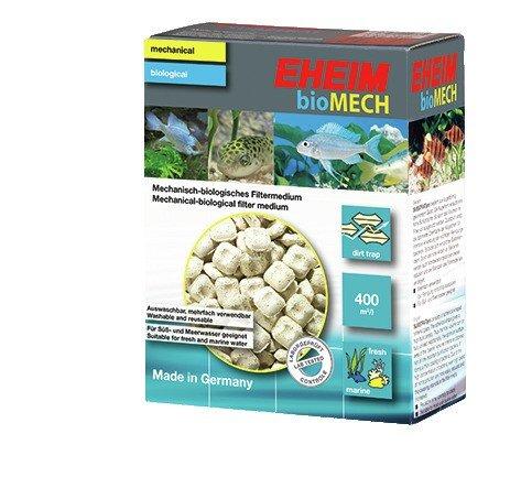 EHEIM 2508101 BioMech Filtermasse mit Schmutztasche 2 Liter