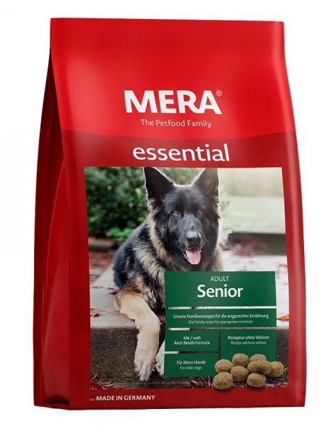 Mera Dog Essential Senior Hundetrockenfutter