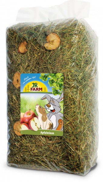 JR FARM Nager Apfelwiese 1,5kg Kleintiersnack