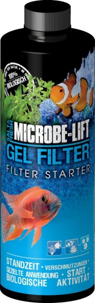 MICROBE-LIFT Gel Filter 473ml Filterstarter