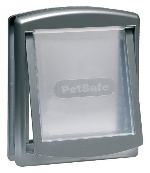 PetSafe Staywell Original 2-Wege Haustiertüre mittel grau