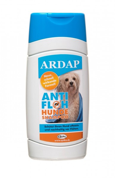 ARDAP Anti-Floh Shampoo 250ml für Hunde