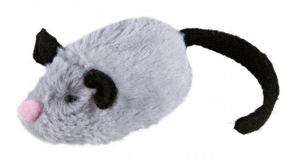 TRIXIE Active-Mouse 8 cm Katzenspielzeug